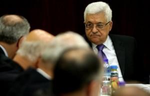 abbas in ramallah