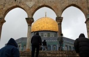 al aqsa- dome of the rock mosque