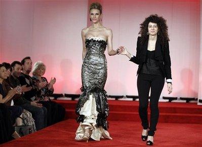 Oscar Fashion Show