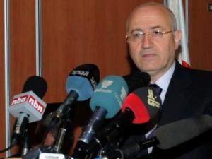 cabinet Ghazi Aridi- public Works & transport minister 2