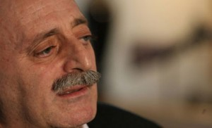 jumblatt attacks syria