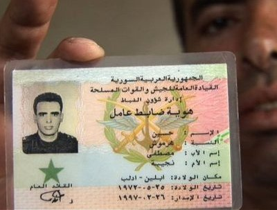 Syrian Army Free Founder Assad Execute Report Forces