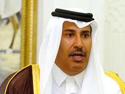 Qatari PM  Hamad bin Jassim Jabr Al Thani