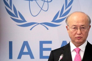 IAEA chief - Yukiya Amano 2