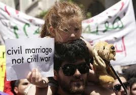 civil marriage not civil war