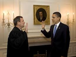 obama sworn in for 2nd term