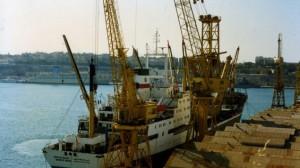 Jihan II seized iranian ship in yemen