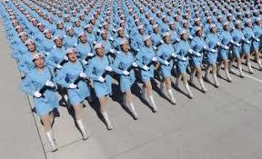 chinese  parade