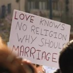 civil marriage poster