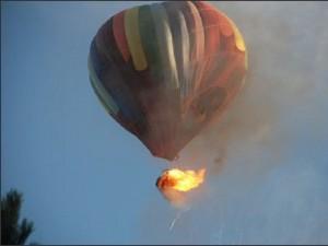 hot air balloon acident  egypt
