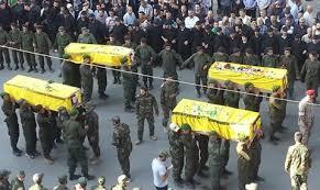 Iran denies sending Hezbollah to Syria