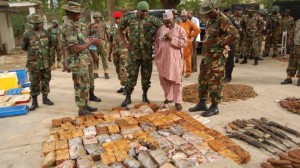Hezbollah arms nigeria