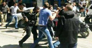Baalbek clashes - hezbollah residents