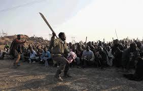 Marikana shootings