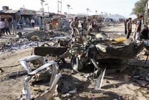 iraq mosul bomb attack