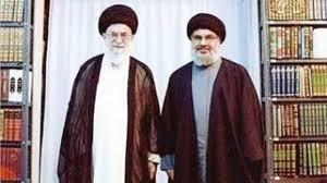 nasrallah khamanei in Tehran