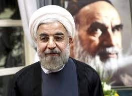 rouhani, khomeini