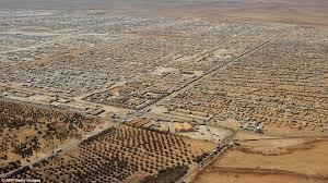 zaatari refugee camp jordan