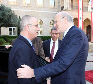 Palestinian Lebanese PMs