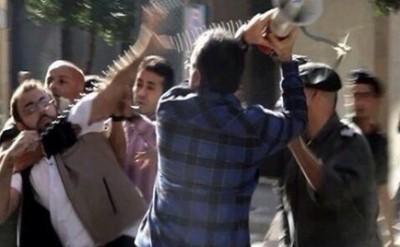 aljadeed crew attacked by customs