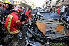 iran embassy attack - rigged car