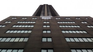 60th stree building, manhattan, NYC