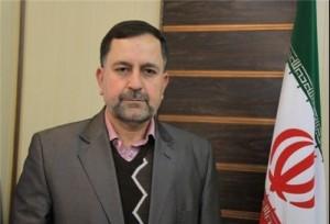 Abadan Governor Bahram Ilkhaszadeh