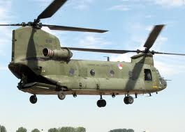 CH-47D by Boeing . It can carry 44 passengers , 8 more than Mi-17