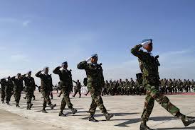Cambodian force UNIFIL, lebanon