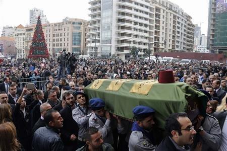 Chatah funeral 12
