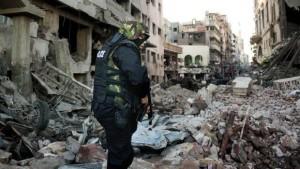 Egypt Mansoura Bomb