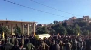 Hussein Abdul Karim Yassin funeral hezbollah