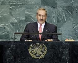 Jordan's Foreign Minister Nasser Judeh