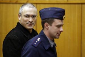 Khodorkovsky freed