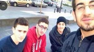 Mohammad al-Chaar selfie