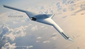 RQ-180  stealth spy drone
