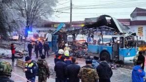 Volgograd bus bombing