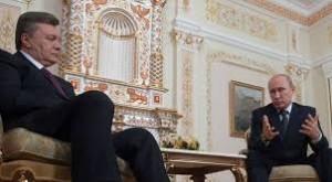 Yanukovich  putin