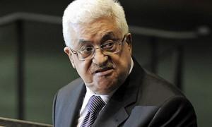 Palestinian president Mahmoud Abbas blames Israel palestinian boy dies gunshot