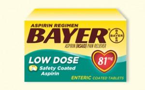 aspirin 81 mg