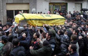 funeral of Hajj Hassan al-Laqees