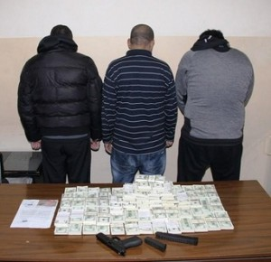 gang with fake money arrested