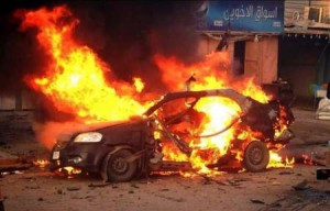 iraq suicide bombings