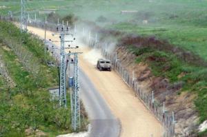 israel Lebanon border
