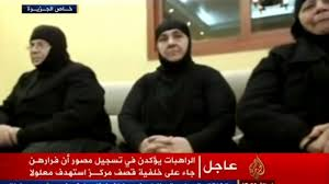 kidnapped nuns safe