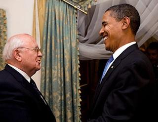 obama gorbachev