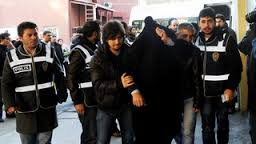 police chiefs arrested in turkey