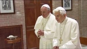 pope francis  benedict