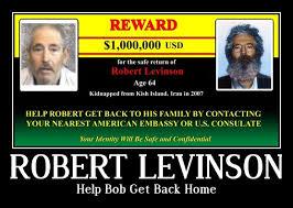 robert Levinson reward