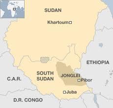 south sudan Jonglei